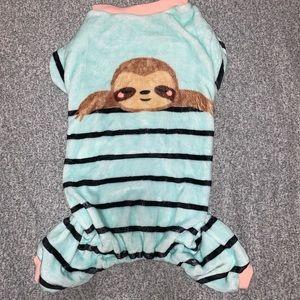 Frisco Lazy Sloth Dog Pjs XXL